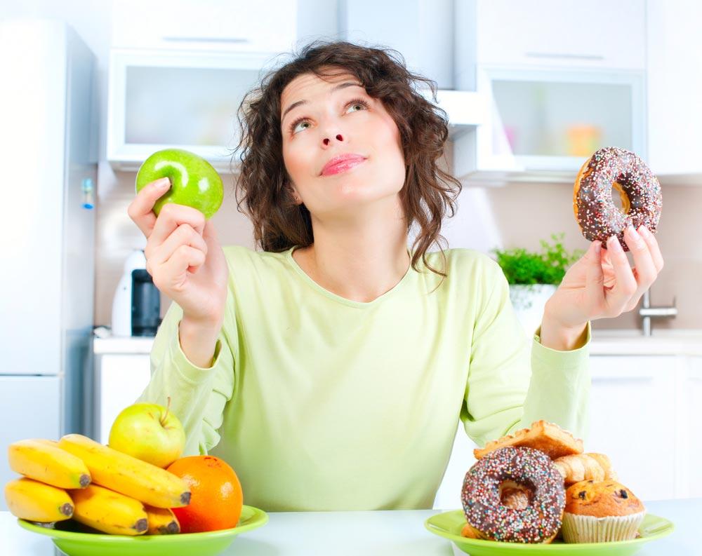 Психологические приемы для похудения